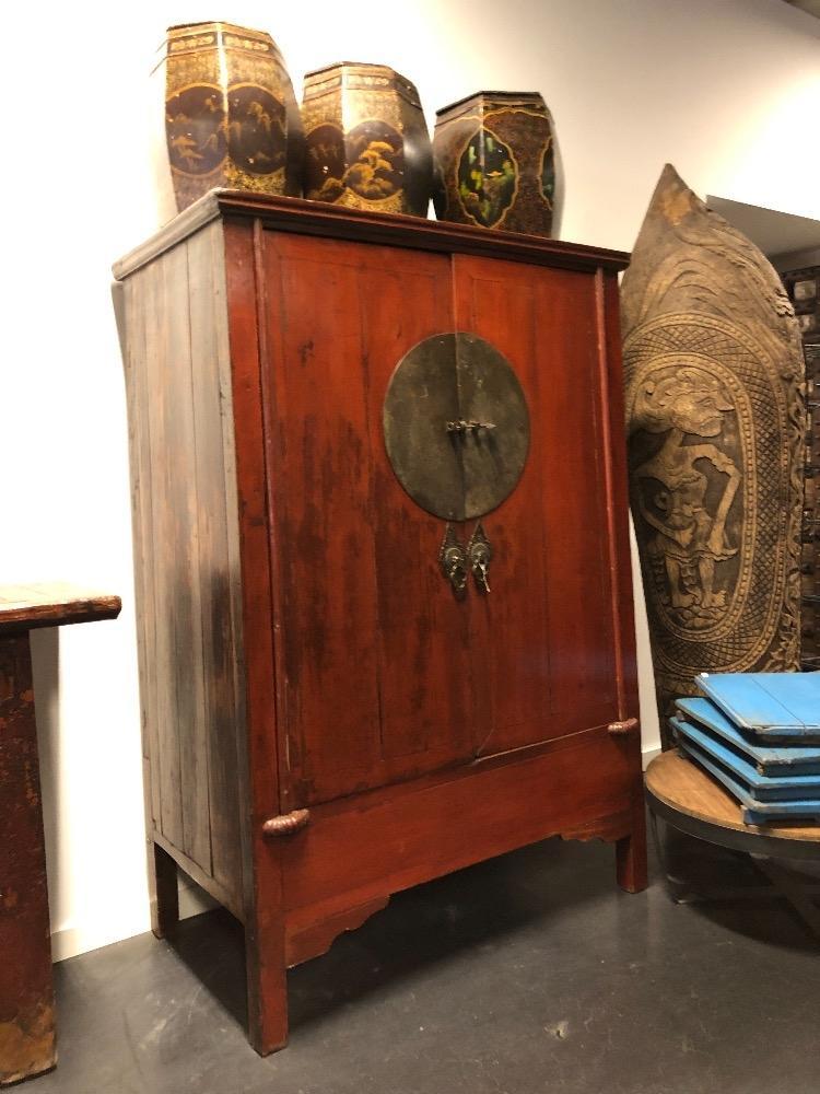 Chinese Antieke Tv Kast.Chinese Kast Antiek Uniek Exemplaar Unieke Kasten By De Graef